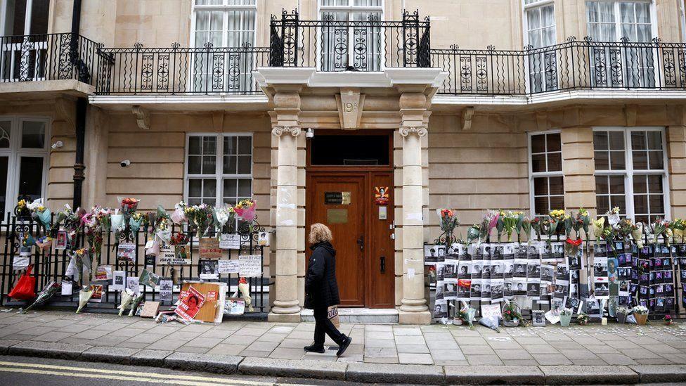 Myanmar ambassador to UK 'locked out' of London embassy thumbnail
