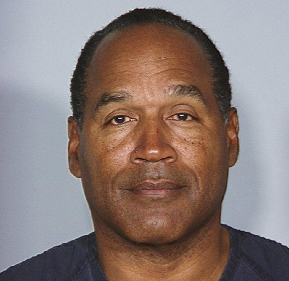 Simpson's 2008 prison mugshot