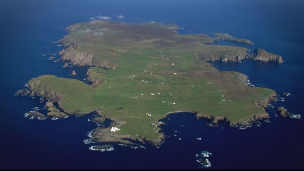 The Glory Of 24 Hour Power Finally Reaches Fair Isle Bbc News