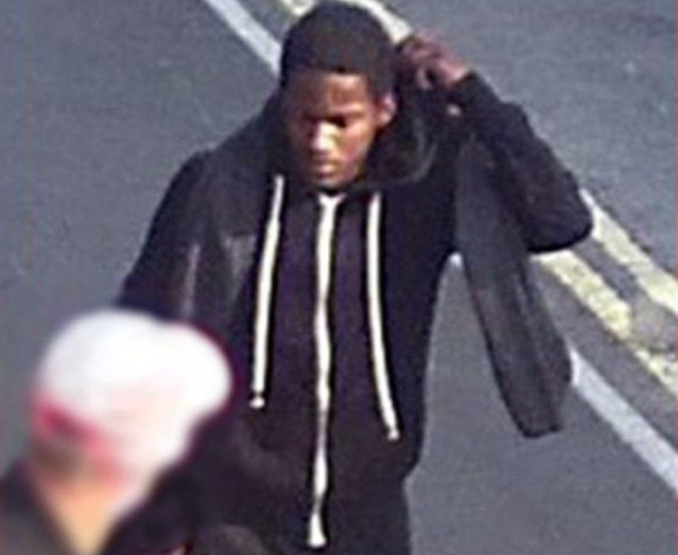 Leicester liquid attack police CCTV appeal
