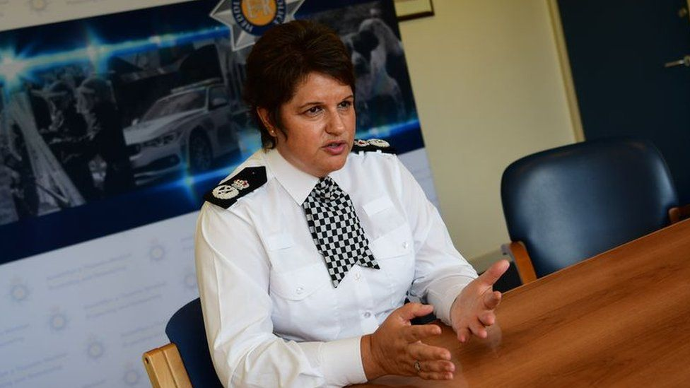 Chief Constable Pam Kelly