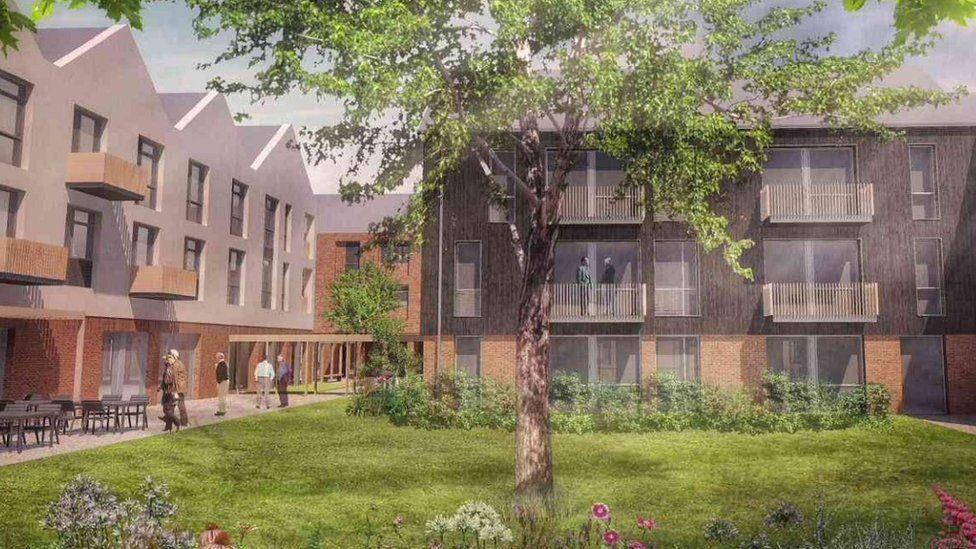 Lyndhurst Park Hotel development