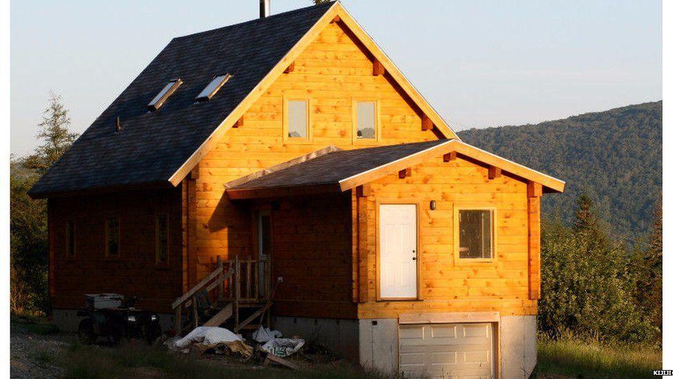 Terron Dodd's house