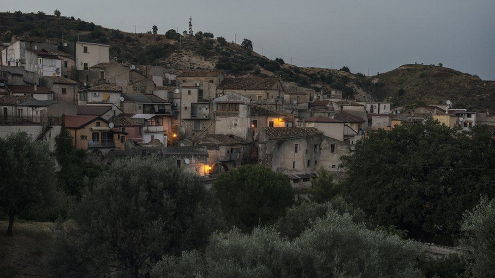 Riace The Italian Village Abandoned By Locals Adopted By Migrants  Riace