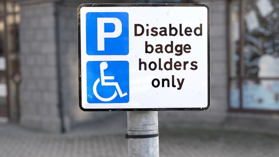 Blue badge permits: People with 'hidden disabilities' to be