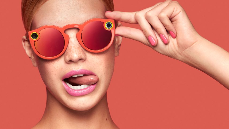 Spectacles by Snap