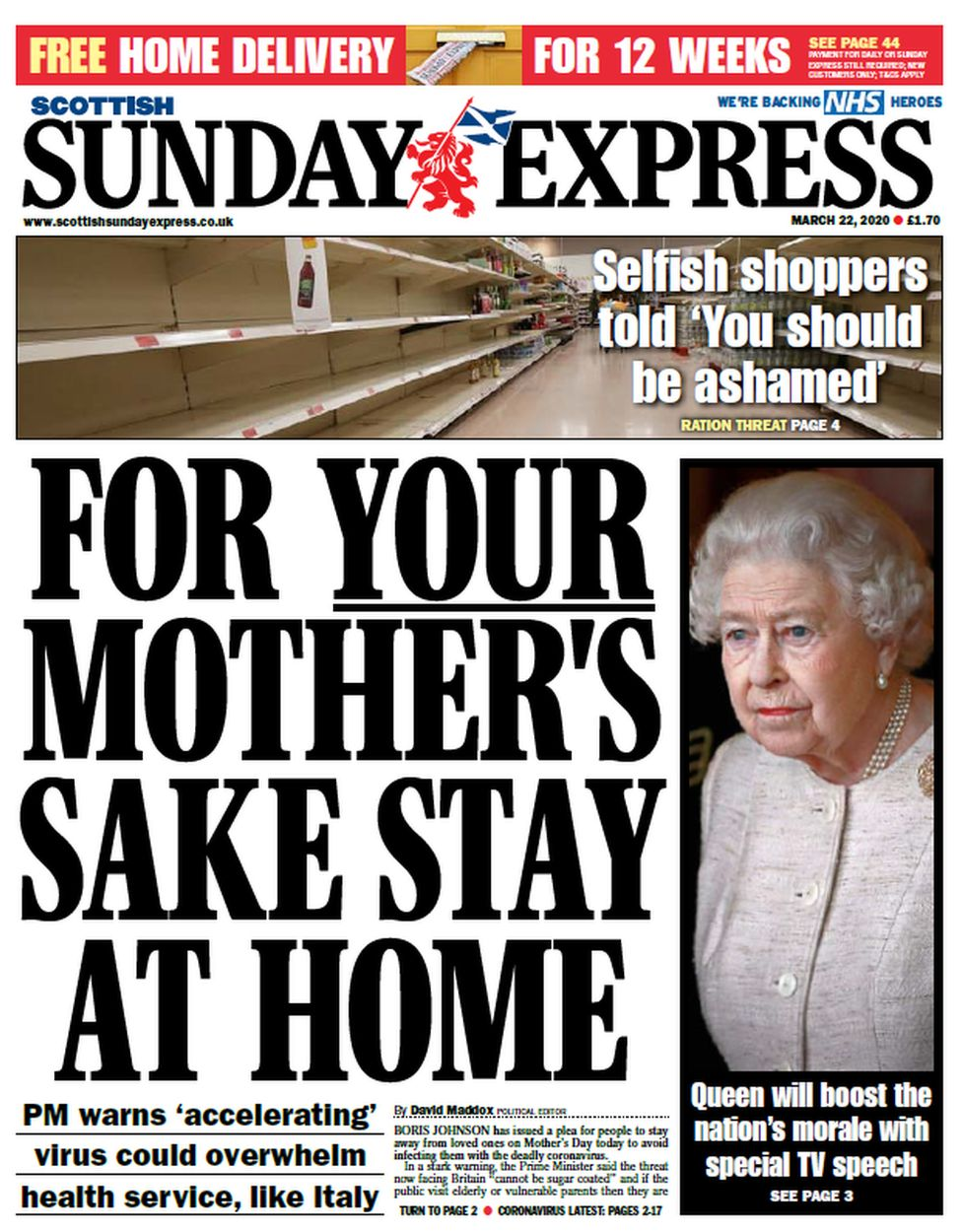 Scottish Sunday Express