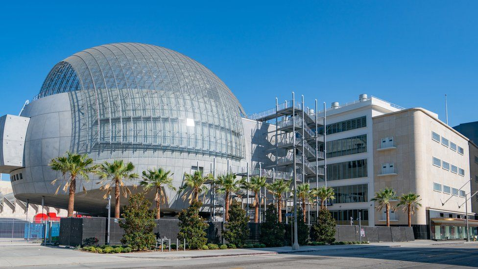 Academy Museum of Motion Pictures in Los Angeles