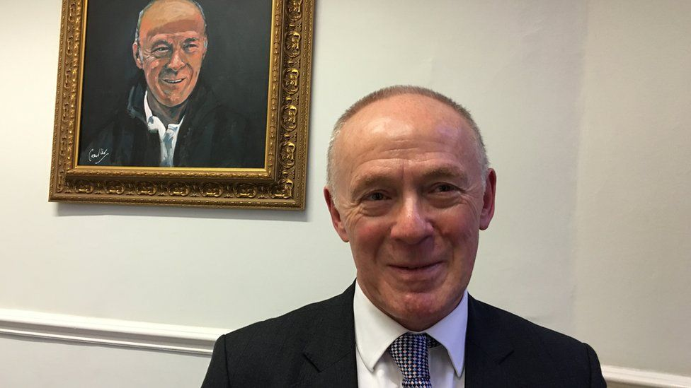 Sir Richard Leese, Labour leader of Greater Manchester