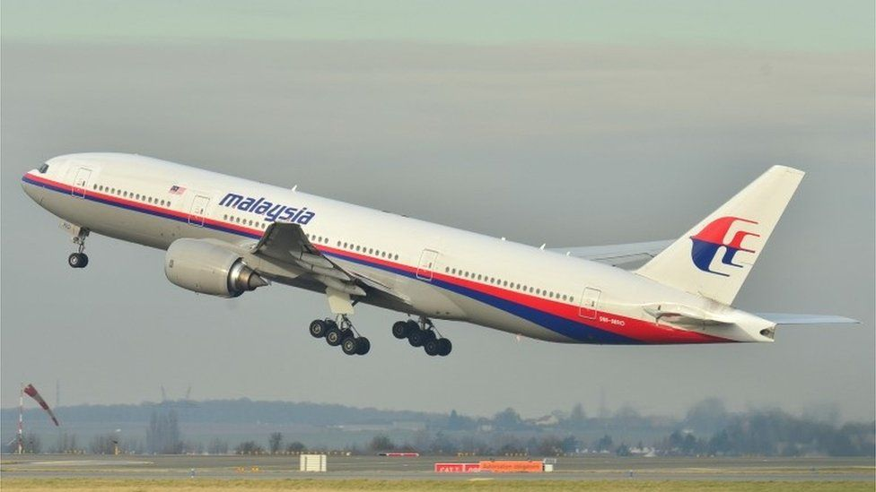 Missing Malaysia Airlines MH370