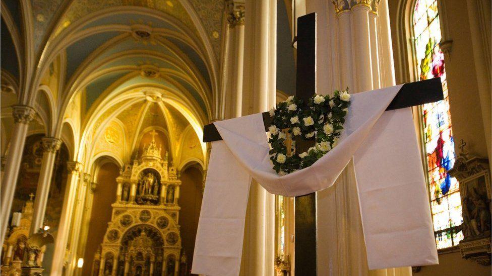 Resurrection did not happen, say quarter of Christians - BBC