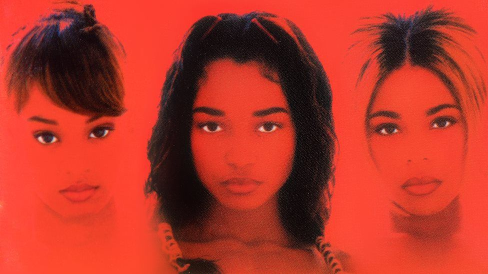 The cover of TLC's Crazy Sexy Cool