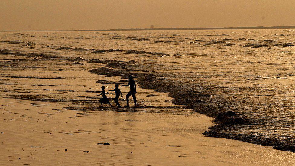 Orissa beach