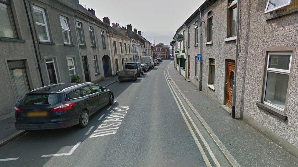 High Street in Portaferry