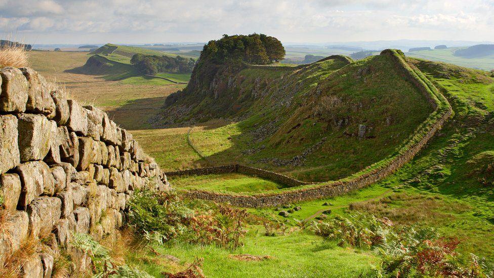 Hadrian's Wall