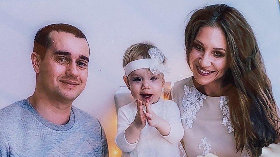 Kramarenko family