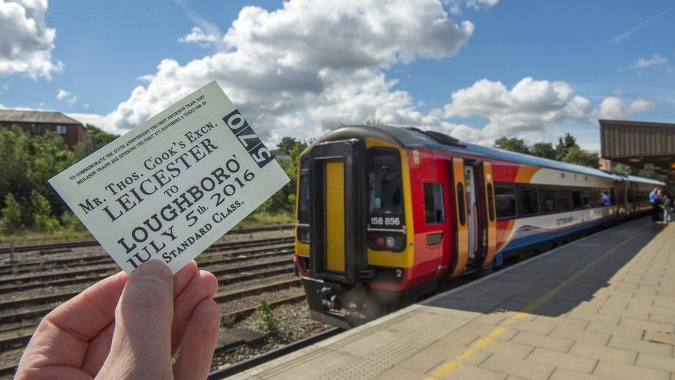 Excursion ticket