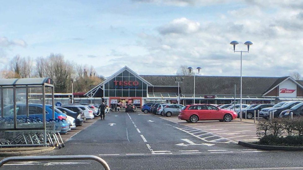 Tesco in Norwich