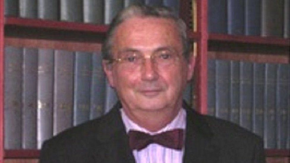 Thomas St John Neville Bates