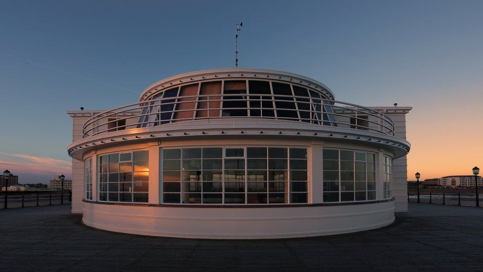 The Southern Pavilion at Worthing Pier