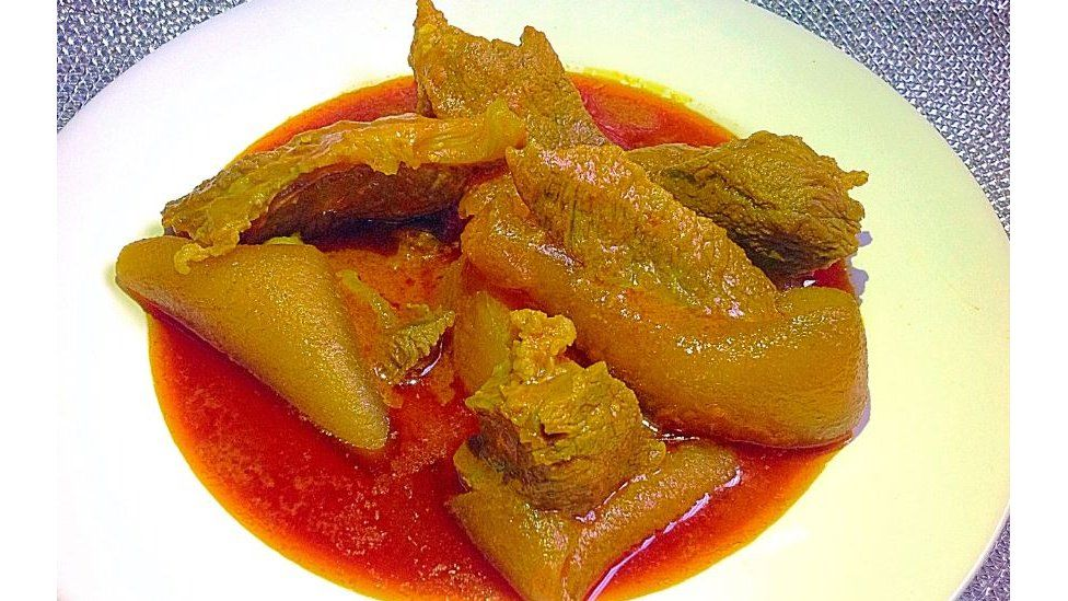 Stew with beef