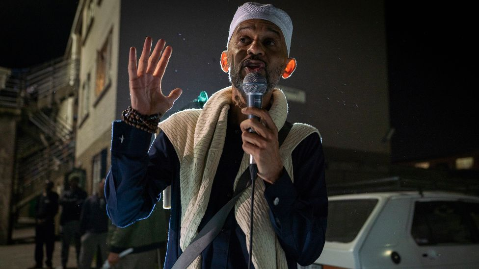 Sheikh Hasan Pandy in Manenberg, Cape Town - South Africa