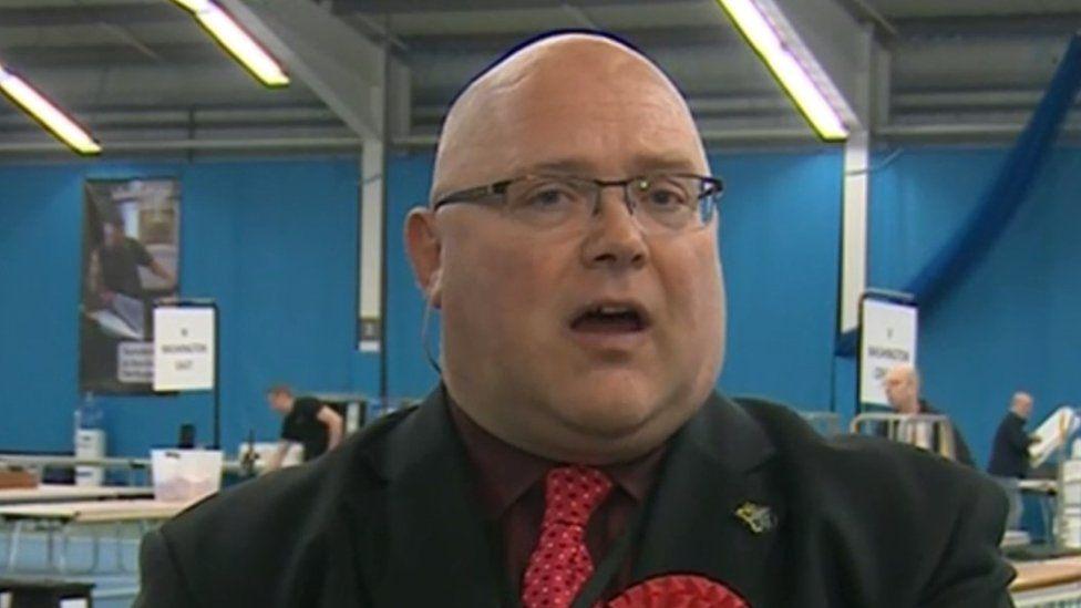 Councillor Graeme Miller