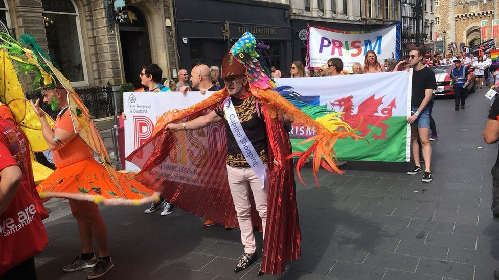 Pride Cymru urged to reconsider GE support