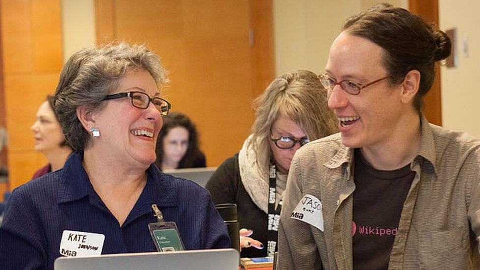 Librarian and Wikipedian at the Minneapolis Institute of Art