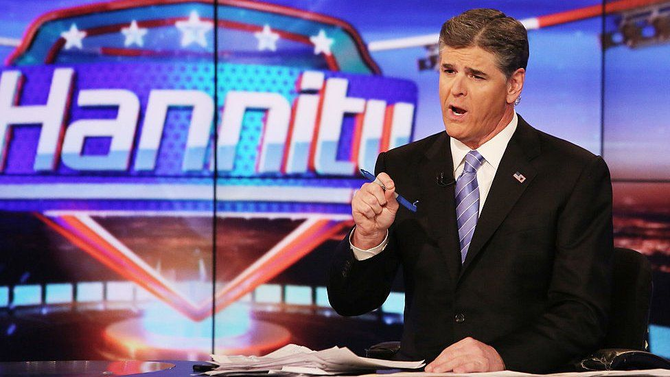 With hit shows like Hannity, Fox News is the highest-rated news network in the US
