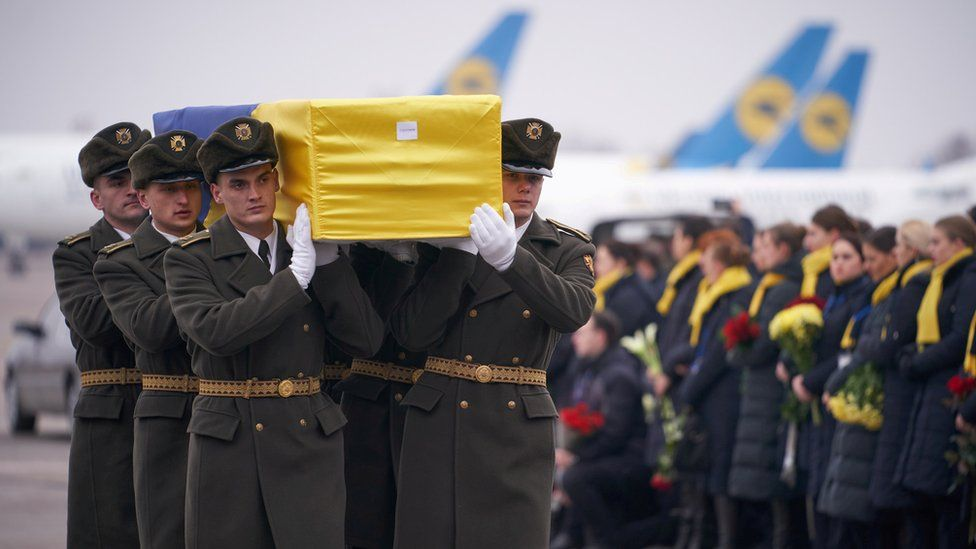 All 176 passengers on board the Ukraine International Airlines flight PS752 died after Iranian missile fires hit the plane
