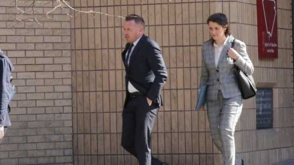 Craig Bellamy appeared before Cardiff Magistrates' Court on Tuesday