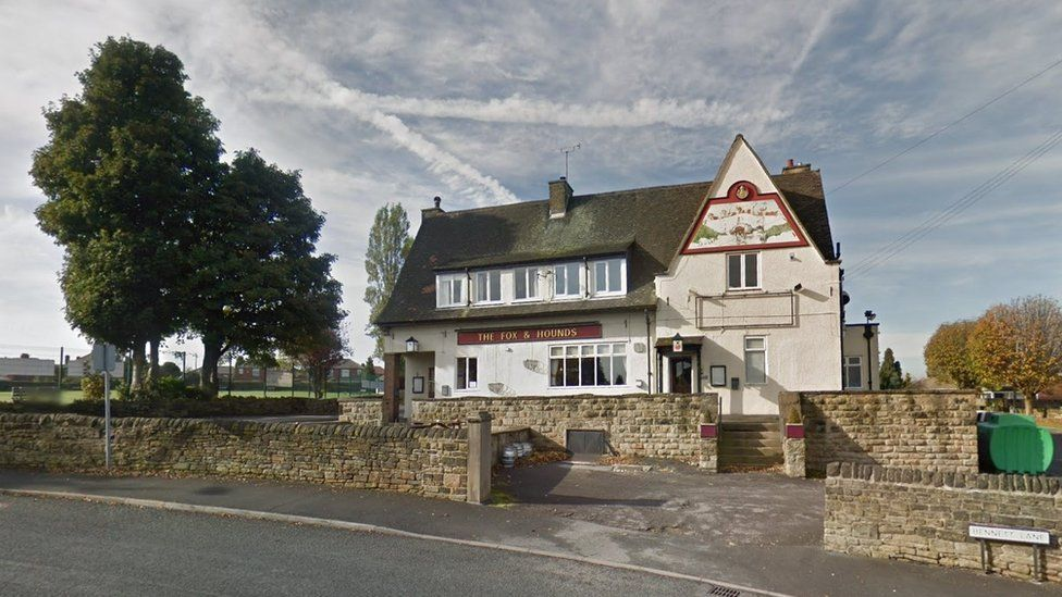 Batley, West Yorkshire, the Fox and Hounds