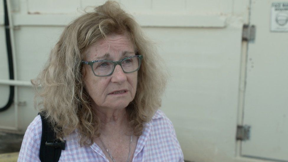 Dr Elizabeth Berry's brother Billy was one of those killed in the 9/11 attacks