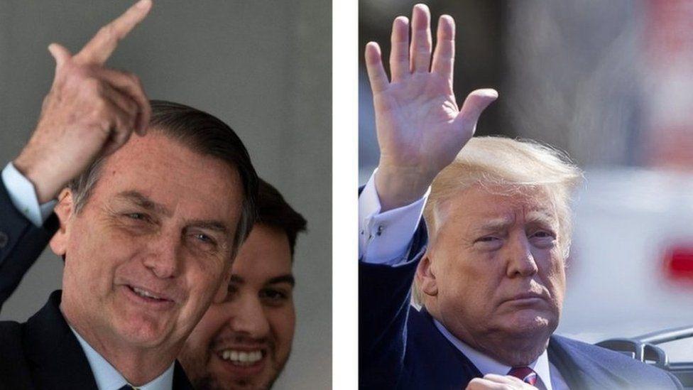 Bolsonaro nos EUA: 5 temas na pauta do primeiro encontro com Trump
