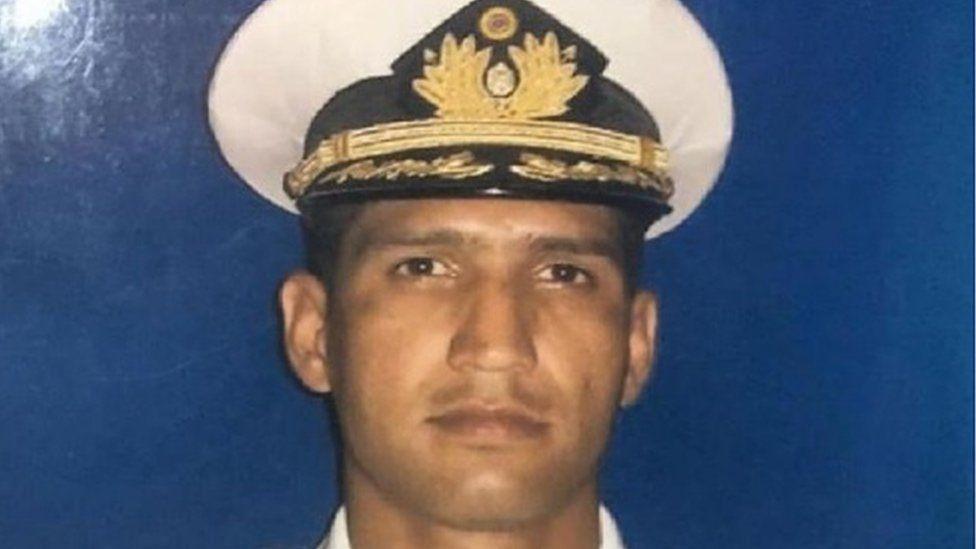 Qué se sabe de Rafael Acosta Arévalo, el militar que murió bajo custodia en Venezuela
