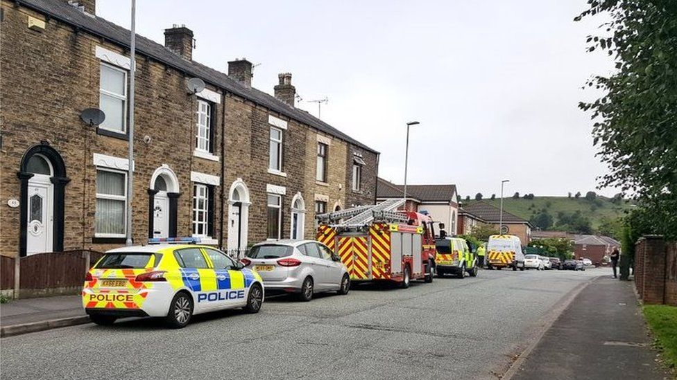 Oldham house incident