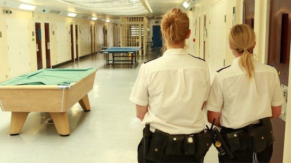 Prison officers