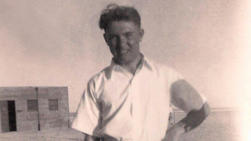 Flt Lt Robert Coventry