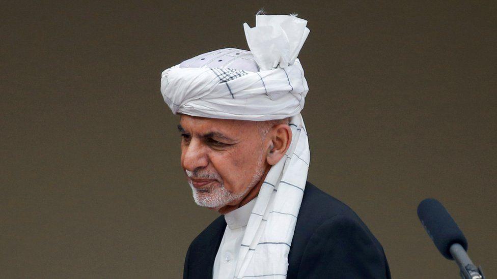 "Afghanistan""s President Ashraf Ghani"