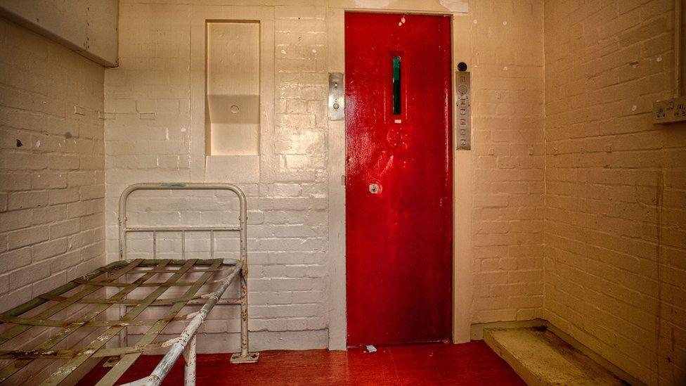 Inside cell 116