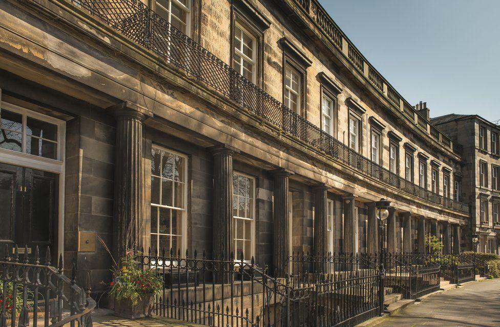 houses in Edinburgh