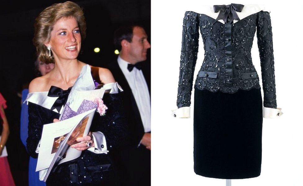 Princess Diana/suit