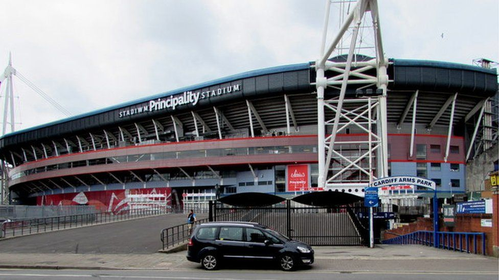 The Principality Stadium