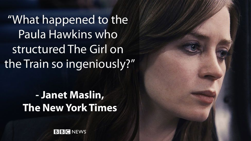 The New York Times review: What happened to the Paula Hawkins who structured The Girl on the Train so ingeniously?