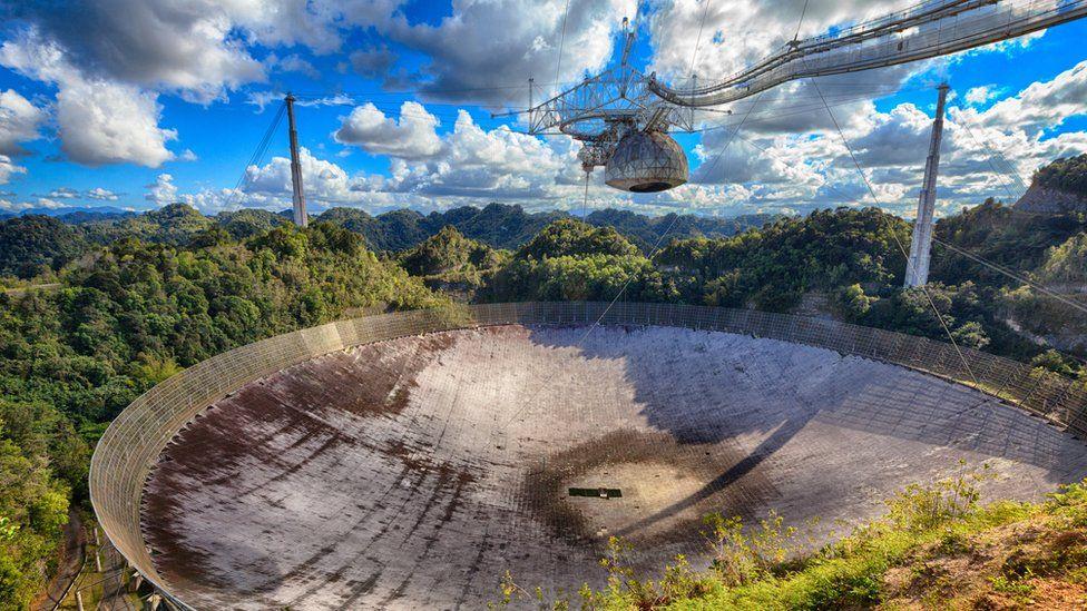 """Las """"misteriosas señales"""" que astrónomos de Puerto Rico captaron provenientes de Ross 128, una estrella cercana a la Tierra"""