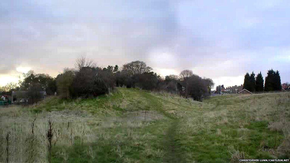 driffield castle