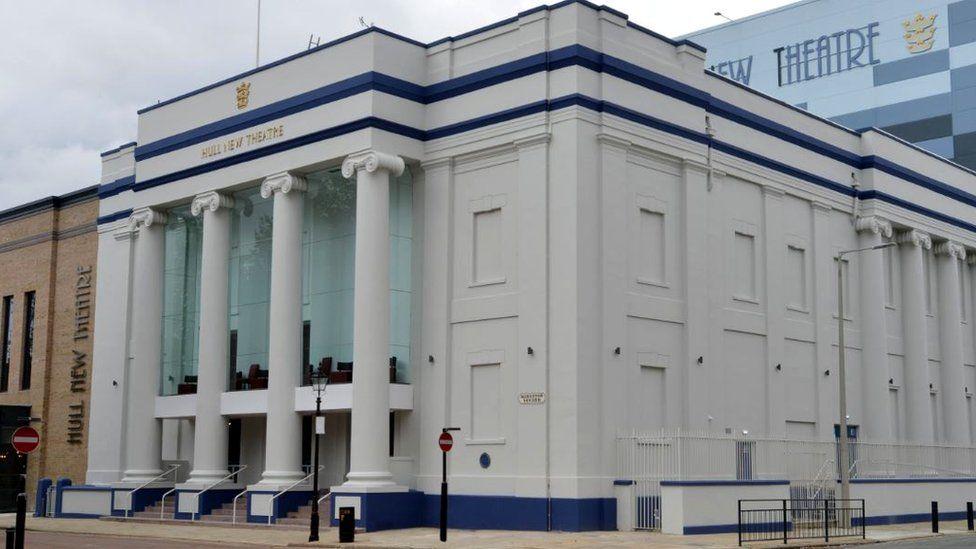 Hull New Theatre has had a £16m refurbishment