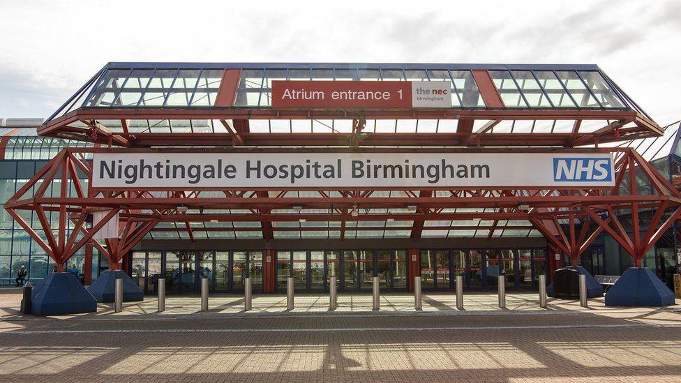 NHS Nightingale Hospital Birmingham