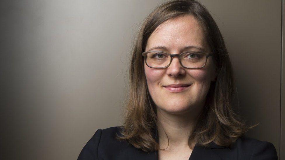 Katja Hofmann, a principal researcher at Microsoft Research's Game Intelligence group